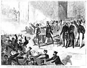 Frederick Douglass, 1860 Print by Granger