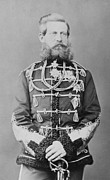 Beards Photo Prints - Frederick Iii, German Emperor Print by Everett