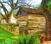 Nancy Natho - Fredericksburg Log Cabin