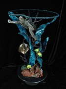 Sea Sculpture Originals - Fredinas Reef by John Townsend