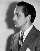 Mustache Posters - Fredric March In The 1930s Poster by Everett