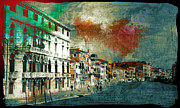 Towns Digital Art - Free speech  Liberta di parola by Monica Ghit