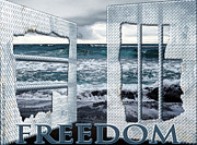 Release Prints - Freedom Print by Cheri Doyle