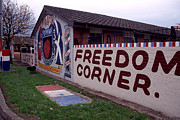 Mural Photos - Freedom Corner Mural by Thomas R Fletcher