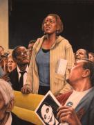 African-american Originals - Freedom of Speech 2010 by Dan  Nance