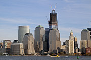 John Van Decker - Freedom Tower Rising
