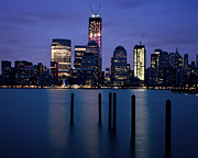 Freedom Tower Prints - Freedom Tower Print by Vicki Jauron