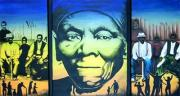 Harriet Tubman Paintings - Freedom Trail - Harriet Tubman by Sonia Farquharson
