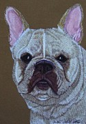 Anita Putman - French Bulldog Vignette 2