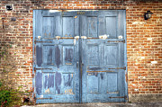 French Door Prints - French Quarter 6 - New Orleans Print by Steve Sturgill