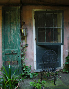 Gary  Taylor - French Quarter Courtyard