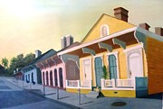 June Holwell - French Quarter Pastel...