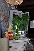 Interiors Photos - French Reflection by Jan Amiss Photography