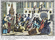 1789 Prints - French Revolution, 1789 Print by Granger