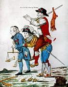 French Revolution Prints - French Revolution, 1792 Print by Granger