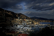 Monaco Art - French Riviera by Cecil Fuselier
