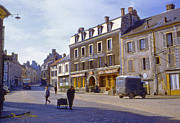 Titled Art Slide Show - French Village by Chuck Staley