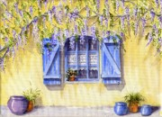 Frances Evans - French Window