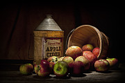 Basket Photos - Fresh From the Orchard II by Tom Mc Nemar