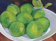 Judy Mercer - Fresh Limes