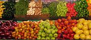 Fresh Market Series. Bounty. Print by Ausra Paulauskaite