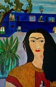 Viva La Vida Galeria Gloria  - Frida returning home
