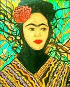 Viva La Vida Galeria Gloria  - Frida with matte face