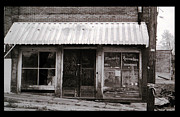 Bourke White Prints - Friendly Recreation- Utica Mississippi Print by Doug  Duffey