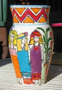 Ladies Ceramics - Friends by Lisa Dunn