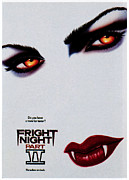 1980s Framed Prints - Fright Night Part 2, 1988 Framed Print by Everett