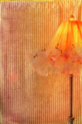 Lamp Photos - Frilly by Rebecca Cozart