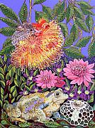 Renee Kilburn - Frog and mouse