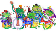 Ilene Richard - Frog Band