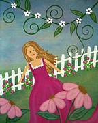 Samantha Shirley - Frolicking in the Flowers