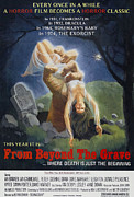 Horror Movies Posters - From Beyond The Grave, 1973 Poster by Everett