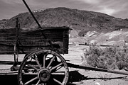 Conestoga Wagon Photos - From the Good Old Days by Susanne Van Hulst