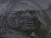 Kurt Cobain Digital Art - From The Muddy Banks Of The Wishkah  by Lauri Orkney