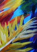 Jamaica Paintings - Fronds by John Clark