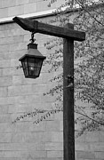Gas Lamps Prints - Frontier Lamp Print by Rob Hans