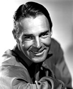 1939 Movies Photos - Frontier Marshal, Randolph Scott, 1939 by Everett