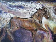 Paso Fino Stallion Prints - Frosting on the Cake Print by Jonelle T McCoy