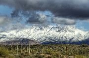 Saija  Lehtonen - Frosty Four Peaks