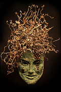 Nature Woman Reliefs - Frou-Frou by Adam Long