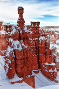 Hammer Art - Frozen Hoodoos by James Marvin Phelps