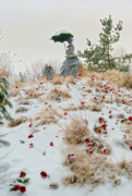 Holiday Sculptures - Frozen Viewpoint by Timothy Hedges