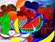 Brenda L Spencer - Fruit Bowl SE2