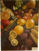 Sliced Originals - Fruit Galore by Geri Jones