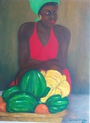 Carmel Joseph - Fruit Lady