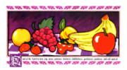 Fruit Of The Spirit Print by Brett H Runion
