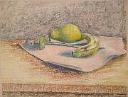 Naila Saeyed - Fruit on paper towel